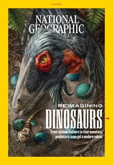 National Geographic | 10/2020 Cover