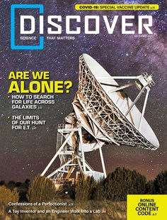 Discover | 12/2020 Cover