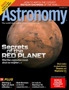 Astronomy | 12/2020 Cover