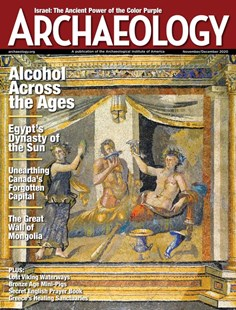 Archaeology | 11/2020 Cover