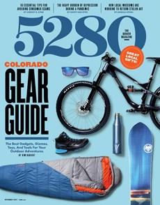 5280 Magazine | 11/2020 Cover