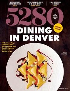 5280 Magazine | 10/2020 Cover