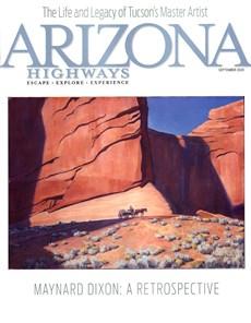 Arizona Highways | 9/2020 Cover