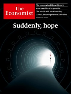 The Economist | 11/2020 Cover