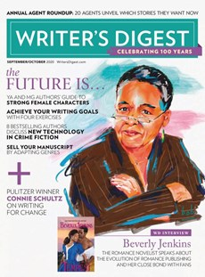 Writer's Digest | 9/2020 Cover