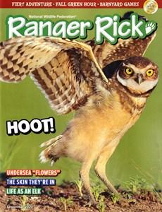Ranger Rick | 9/2020 Cover