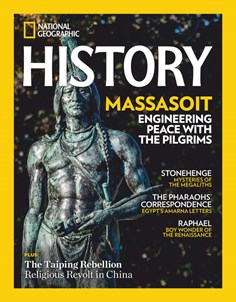 National Geographic History | 11/2020 Cover