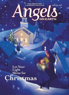 Angels on Earth | 11/2020 Cover