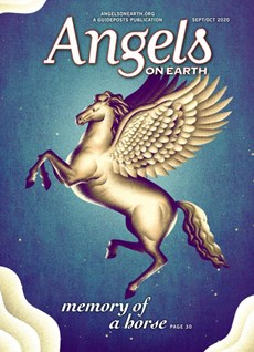 Angels on Earth | 9/2020 Cover