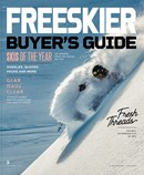 Freeskier | 9/2020 Cover