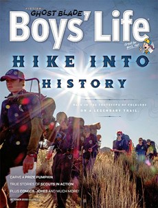 Boy's Life | 10/2020 Cover