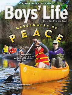 Boy's Life | 11/2020 Cover