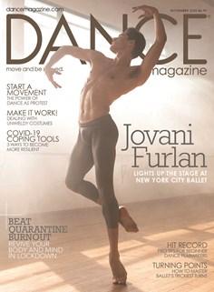 Dance Magazine | 11/2020 Cover