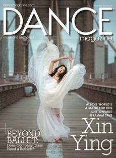 Dance Magazine | 10/2020 Cover