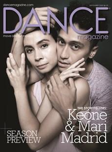 Dance Magazine | 9/2020 Cover