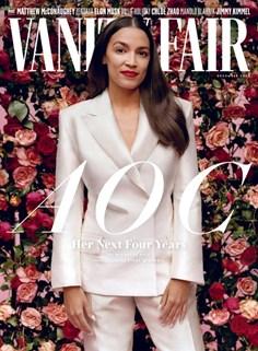 Vanity Fair | 12/2020 Cover