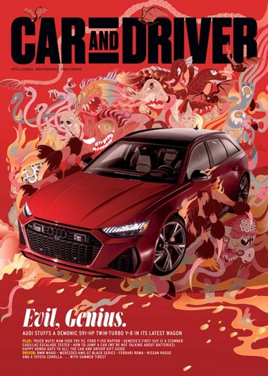 Car And Driver | 12/2020 Cover