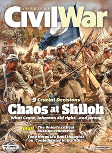 America's Civil War | 11/2020 Cover