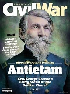 America's Civil War | 9/2020 Cover