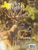 Texas Parks & Wildlife | 11/2020 Cover