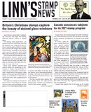 Linn's Stamp News Weekly   11/2020 Cover