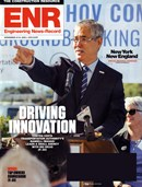 Engineering News Record | 11/2020 Cover