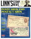 Linn's Stamp News Monthly | 11/2020 Cover