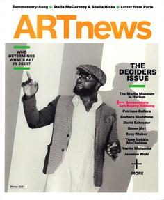 ARTnews | 1/2021 Cover
