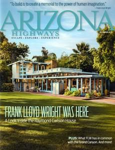 Arizona Highways | 11/2020 Cover