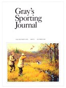 Gray's Sporting Journal | 10/2020 Cover