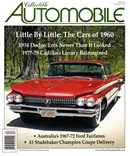 Collectible Automobile | 12/2020 Cover
