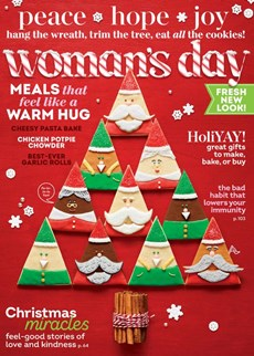 Woman's Day   12/2020 Cover