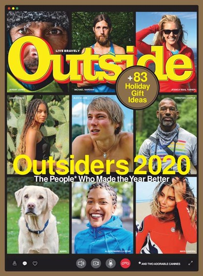 Outside | 12/2020 Cover