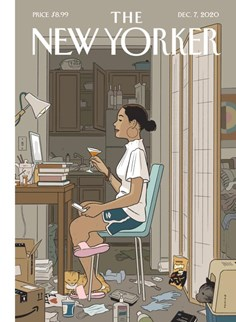 The New Yorker | 12/2020 Cover
