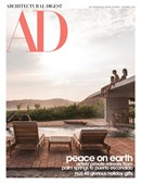 Architectural Digest   12/2020 Cover