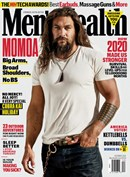 Men's Health | 12/2020 Cover