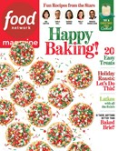 Food Network | 12/2020 Cover