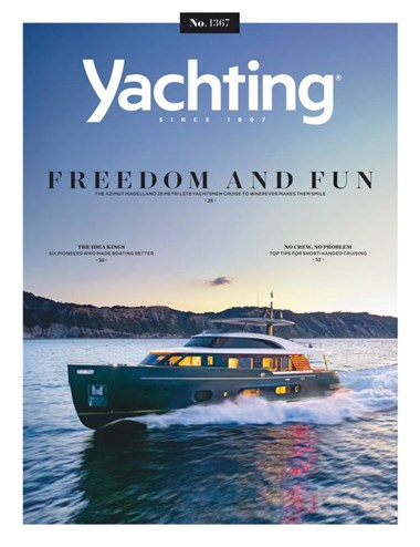 Yachting | 1/2021 Cover