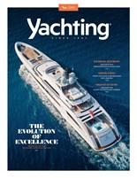 Yachting | 11/2020 Cover