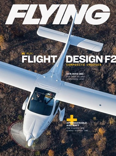 Flying | 1/2021 Cover