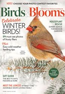 Birds & Blooms | 12/2020 Cover
