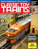 Classic Toy Trains   2/2021 Cover