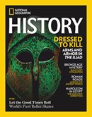 National Geographic History   1/2021 Cover