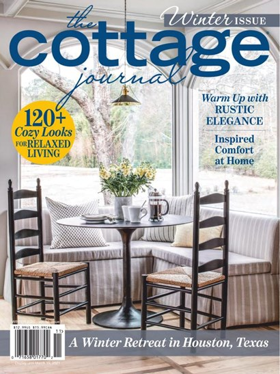 The Cottage Journal | 1/2021 Cover