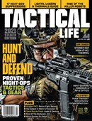 Tactical Life | 1/2021 Cover
