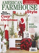 American Farmhouse Style | 12/2020 Cover