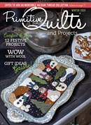 Primitive Quilts & Projects | 12/2020 Cover