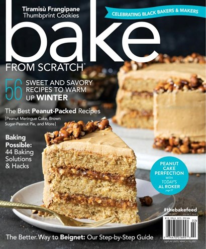 Bake From Scratch | 1/2021 Cover