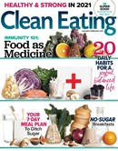 Clean Eating | 1/2021 Cover