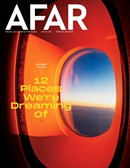 AFAR | 1/2021 Cover